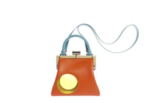 Le Mini Attelage - Orange / Sun / Blue