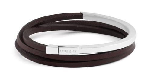 Mezzo Silver Bracelet