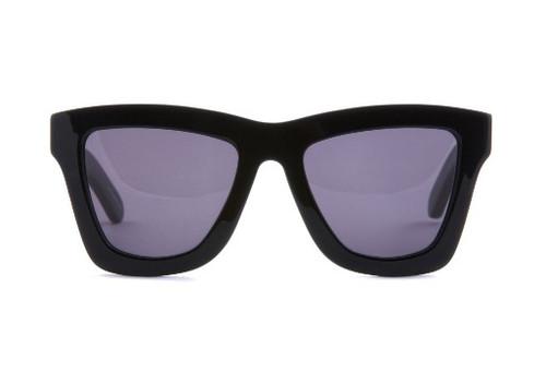 Gloss Black/Black Lens Front