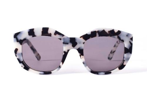 Badland - Snow Leopard Tort / Black Lens