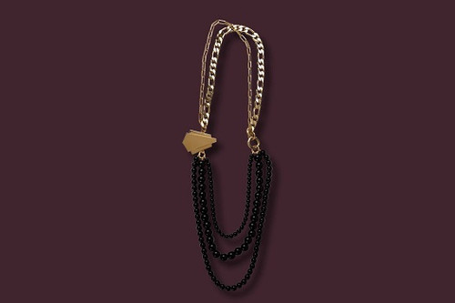Grasset Necklace Gold