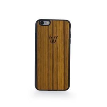 Wireless Cover   Teak - iPhone 7+