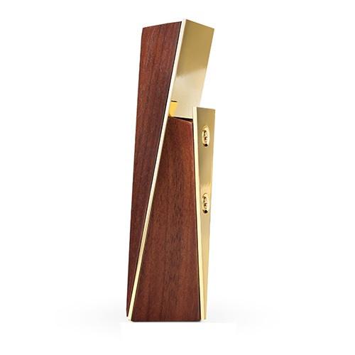 Belmont-Acacia & Gold Bottle opener