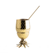 Pineapple Cocktail Tumbler - Pint - Sitting in Top