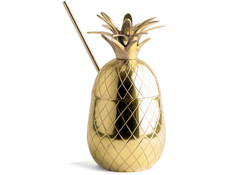 Pineapple Cocktail Tumbler - Pint