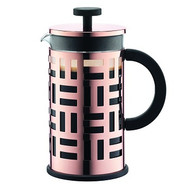 Bodum Eileen coffee maker, 8 cup, copper