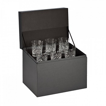 Double Old Fashioned Glasses - Set of 6