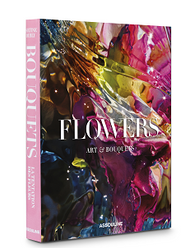 Flowers: Art & Bouquets Book Cover