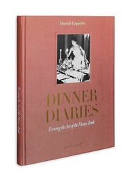 Dinner Diaries Book Covers