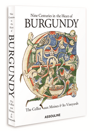 Book Cover Nine Centuries in the Heart of Burgundy