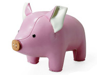 Pig Bookend - Pink
