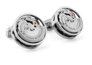 Automatic Skeleton Cufflinks