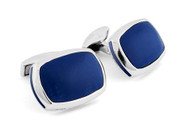 Signature Pillow Lapis Cufflinks