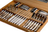 24 Piece set prestige range, deer horn handle - Box View