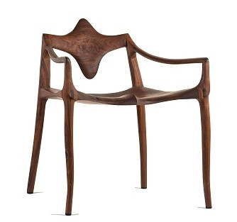 La Brea Low Chair