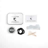 Man Bun Hair Kit - Contents