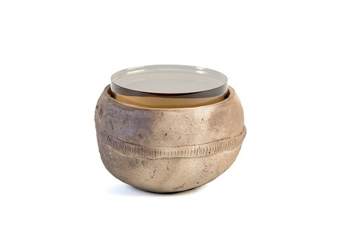 Gilles Caffier Molded Ceramic Box - Small
