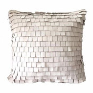 Fringes Square Pillow