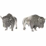 Bison Salt and Pepper Shaker