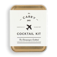 Carry-On Cocktail Kit - The Champagne Cocktail -Front