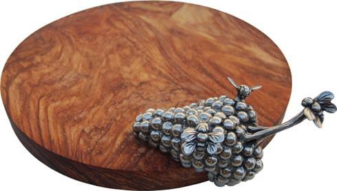 Grapes & Bees Cheese Tray