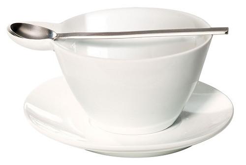 Multi Cup & Spoon - Cappucino Empty