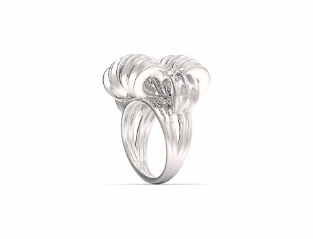 Sway Ring Angled View