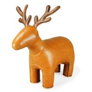 Reindeer Bookend - Tan Front /Side