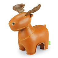 Moose Paperweight - Tan Front /Side