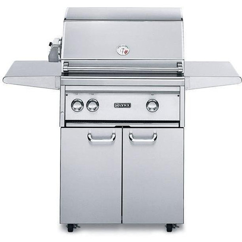 "Lynx 27"" Freestanding Gas Grill - 1 ProSear2 IR Burner with Rotisserie"