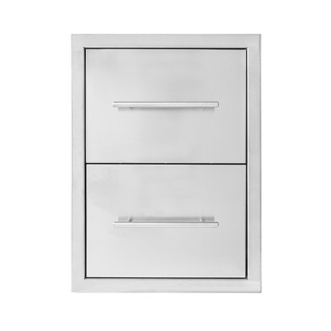 All Pro Standard Two Drawer Cabinet (S2DC)