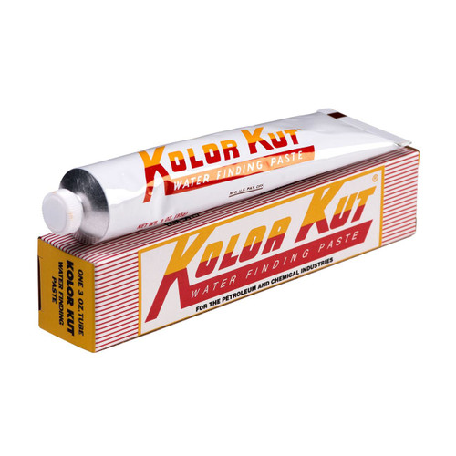Kolor Kut Water Finding Paste, 3oz Tube, KK01