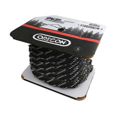 Oregon 72LGX100U 100' Roll 3/8 Pitch, 72DL Chainsaw Chain