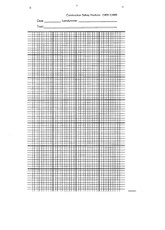 Grid Cards (100/pk)