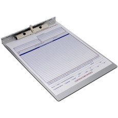 Saunders Clipboard with Privacy Cover