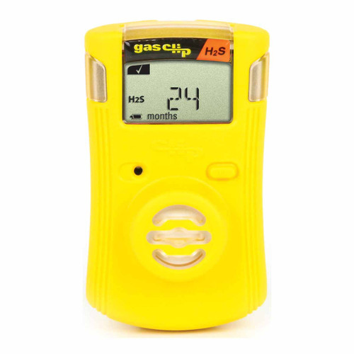 Gas Clip Technologies, H2S Monitor - Single Gas Clip, SGC-H