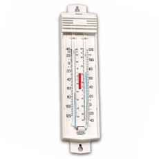 Taylor 5460 Indoor/Outdoor Minimum/Maximum Thermometer