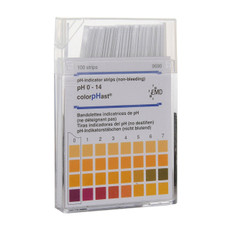 EMD colorpHast PH-Indicator strips, pH 0-14, 9590-001