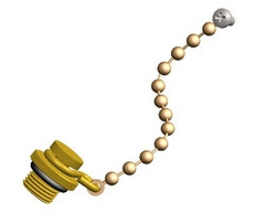 Drip Torch Plug Assembly for KCR Drip Torches