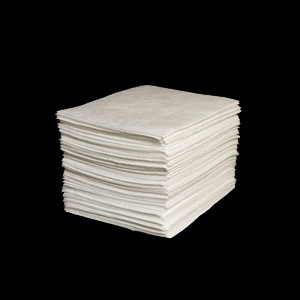 ProSorbents Oil Absorbent Pads at CSPForestry.com, Pack of 100 Oil ...