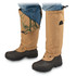 Turtleskin Snake Armor Snake Gaiters - Reversible, SGK-REV