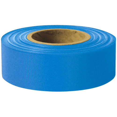 Presco Arctic Roll Flagging Tape Blue Glo