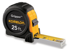 "Komelon Gripper Tape Measure 1"" x 25', PB5425-CSP"