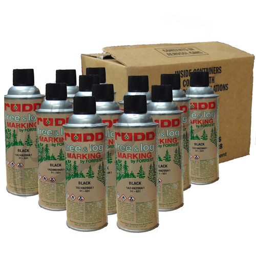 Rudd Aerosol Tree and Log Marking Paint