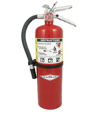 Amerex 20 lb Dry Chemical Fire Extinguisher, A411