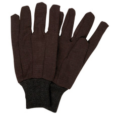 Memphis Brown Jersey Clute Pattern Gloves, 7100