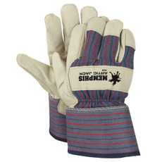 Memphis Arctic Jack, Thermosock Lined Pigskin Leather Gloves, 1965