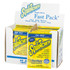 Sqwincher Fast Pack: Single Servings - Box of 50