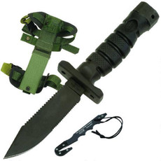 Ontario Knife ASEK Survival Knife System, 1400