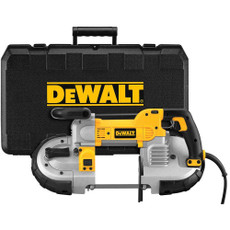DeWalt 10 Amp Deep Cut Band Saw Kit, DWM120K